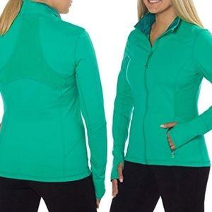 Kirkland Green Jogger Jacket Size  XL sea green